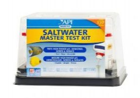 API saltwater master test