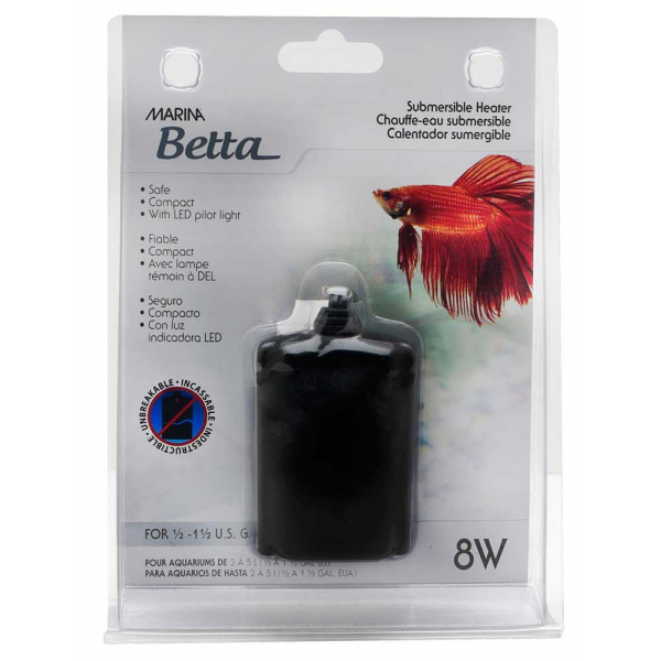 Marina Betta Heater 8w - Aquarium Store Melbourne | Marine ...